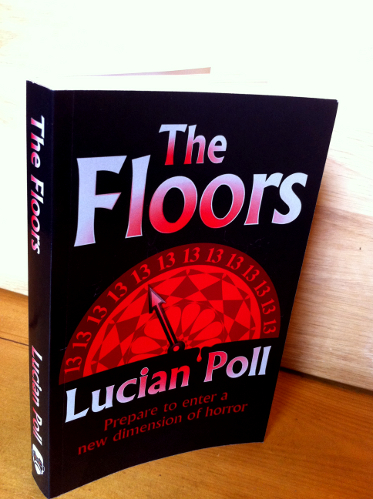 The Floors - Proof Copy - Front