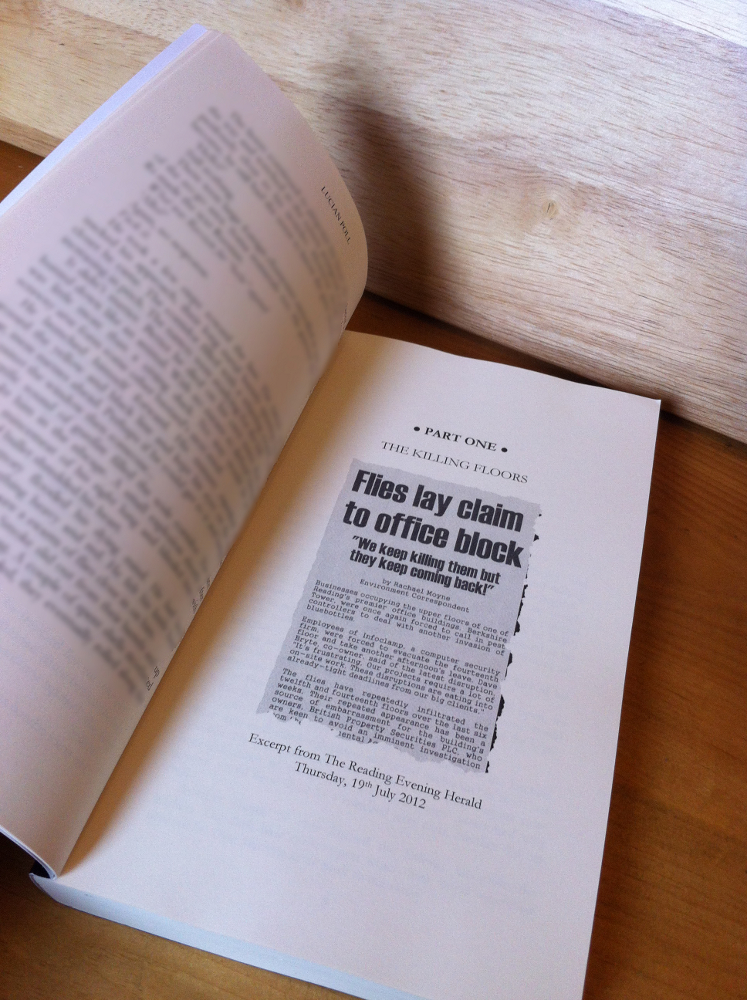 The Floors - Proof Copy - Part One