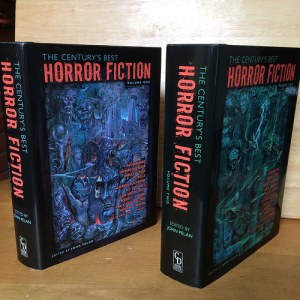 Joel Lane's CD Century's Best Horror Fiction
