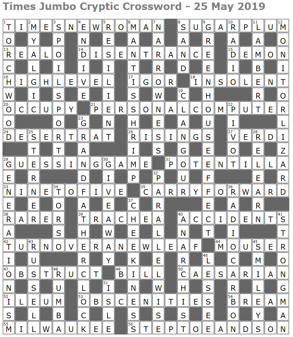 photograph relating to Printable Chicago Tribune Crossword called Change About Contemporary Leaf Crossword Clue
